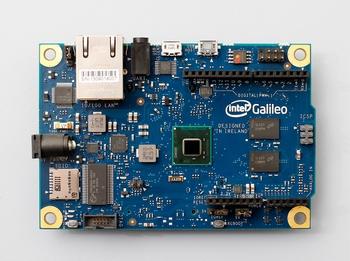 英特尔Galileo开发板