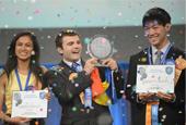 2013英特尔国际科学与工程大奖赛落幕——中国学生斩获11个奖项